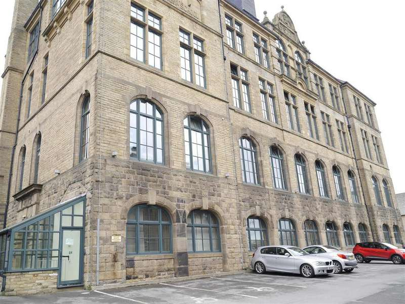 2 Bedrooms Apartment Flat for sale in Byron Street, Barkerend, Bradford, BD3 0AR