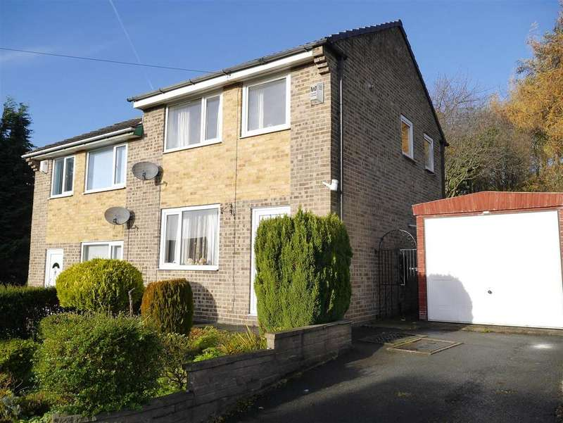 2 Bedrooms Semi Detached House for sale in Botany Avenue, Bradford, BD2 1EU