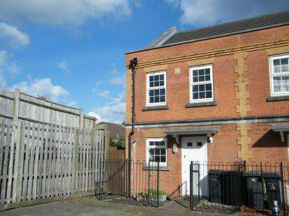2 Bedrooms End Of Terrace House for sale in Knighton Heath, Bournemouth, Dorset
