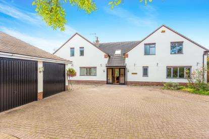 5 Bedrooms Detached House for sale in Back Lane, Normanton-On-The-Wolds, Nottingham, Nottinghamshire