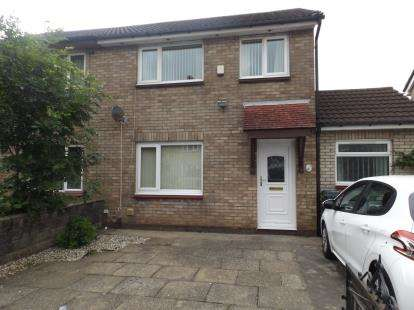 3 Bedrooms Semi Detached House for sale in Avondale Gardens, Cardiff, Caerdydd