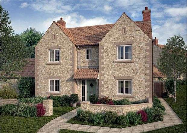 4 Bedrooms Detached House for sale in The Dyrham Plus, Corsham Rise, Potley Lane, CORSHAM, Wiltshire, SN13 9RX