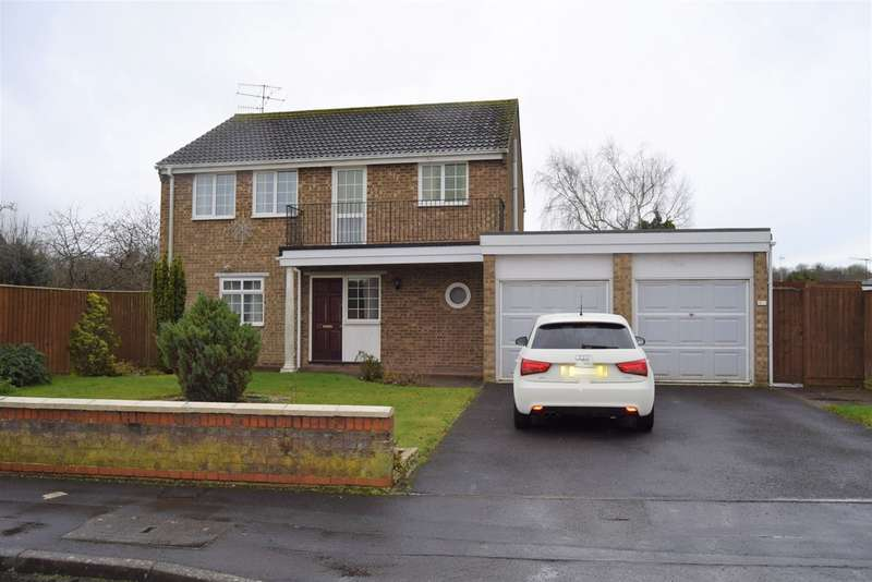 4 Bedrooms Detached House for sale in Wicks Close, Haydon Wick