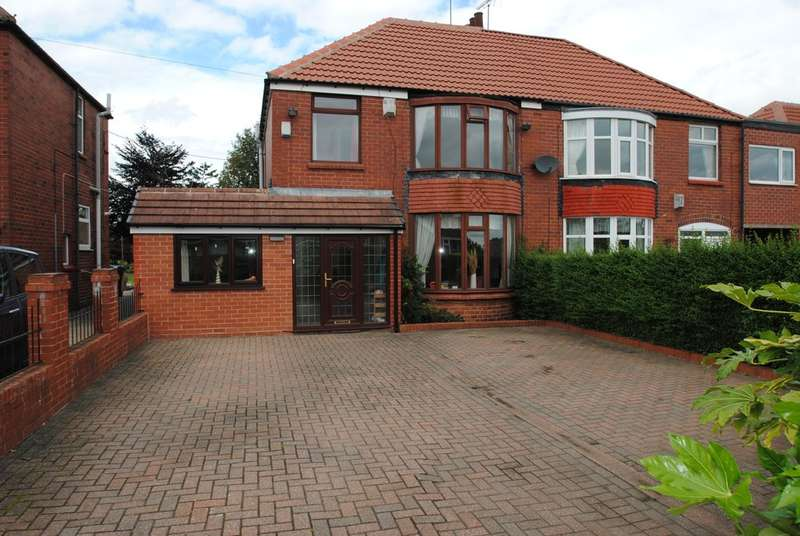 3 Bedrooms Semi Detached House for sale in Grange Road, Grange Estate, Rotherham