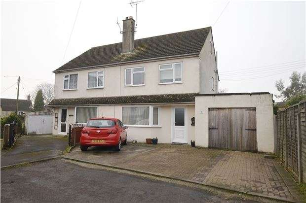 4 Bedrooms Semi Detached House for sale in St Michaels Place, Stroud, Gloucestershire, GL5 4PJ