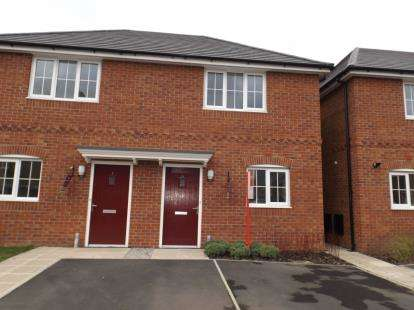 2 Bedrooms Semi Detached House for sale in Barncoft Road, Crewe, Cheshire