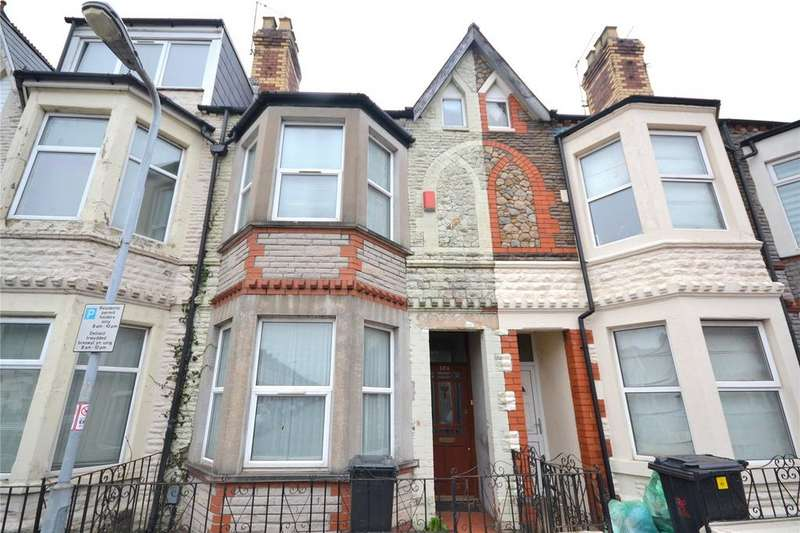 4 Bedrooms Terraced House for sale in Cottrell Road, Roath, Cardiff, CF24