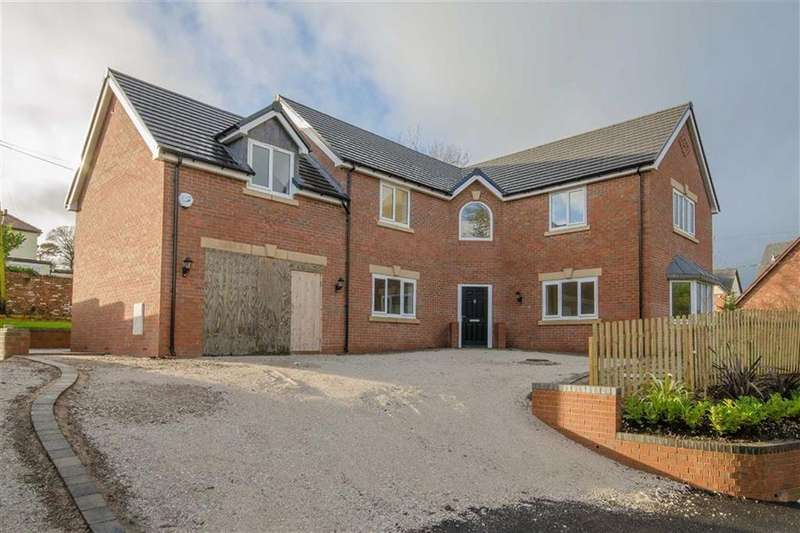 4 Bedrooms Detached House for sale in The Orchard, Gorsedd, Holywell