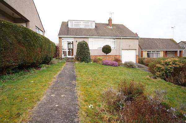 3 Bedrooms House for sale in Valley Gardens, Downend, Bristol, BS16 6SD
