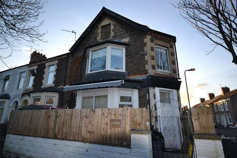2 Bedrooms Apartment Flat for sale in Paget Street, Grangetown, Cardiff, CF11