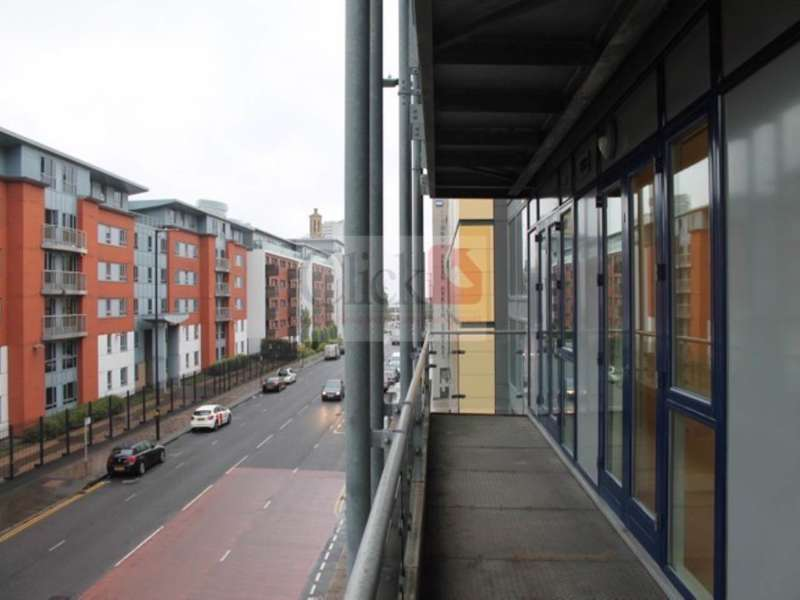 2 Bedrooms Apartment Flat for sale in 56 Bath Row, Birmingham, West Midlands
