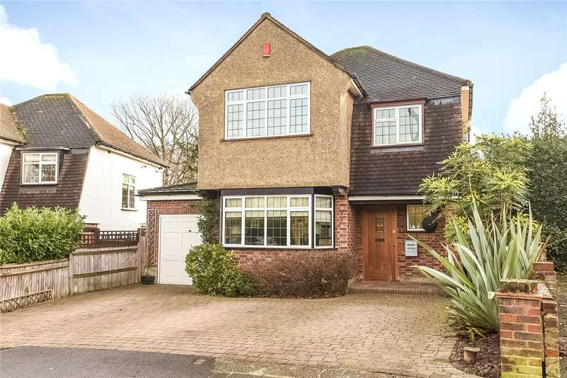 4 Bedrooms House for sale in Angle Close, Uxbridge, Middlesex, UB10