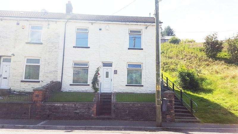 3 Bedrooms End Of Terrace House for sale in Brynheulog Terrace, Ferndale