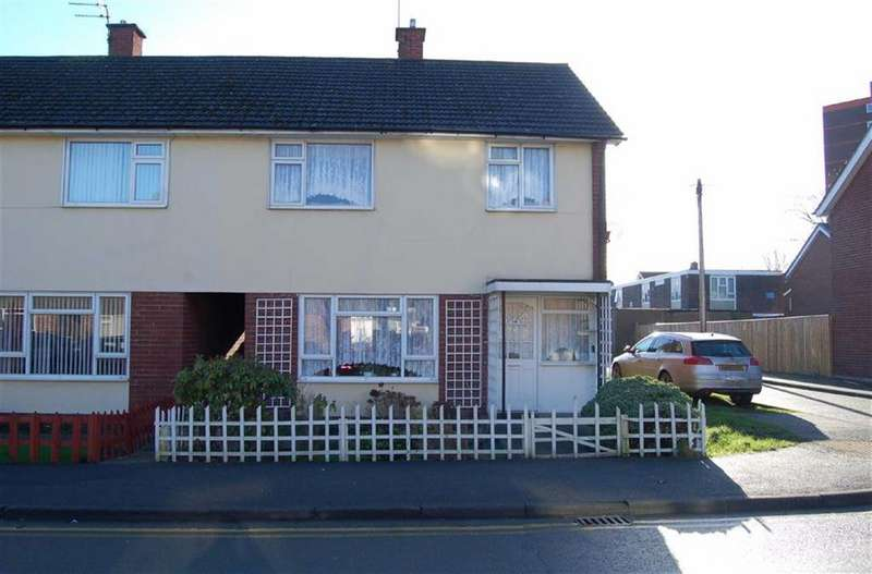 3 Bedrooms End Of Terrace House for sale in Percival Road, Ellesmere Port
