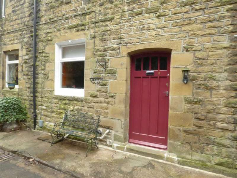 4 Bedrooms Terraced House for sale in Bank Buildings, Meltham, HOLMFIRTH, West Yorkshire, HD9