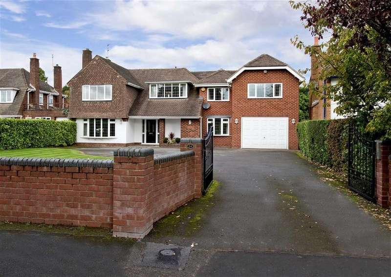 4 Bedrooms Detached House for sale in 24, Suckling Green Lane, Codsall, Wolverhampton, South Staffordshire, WV8