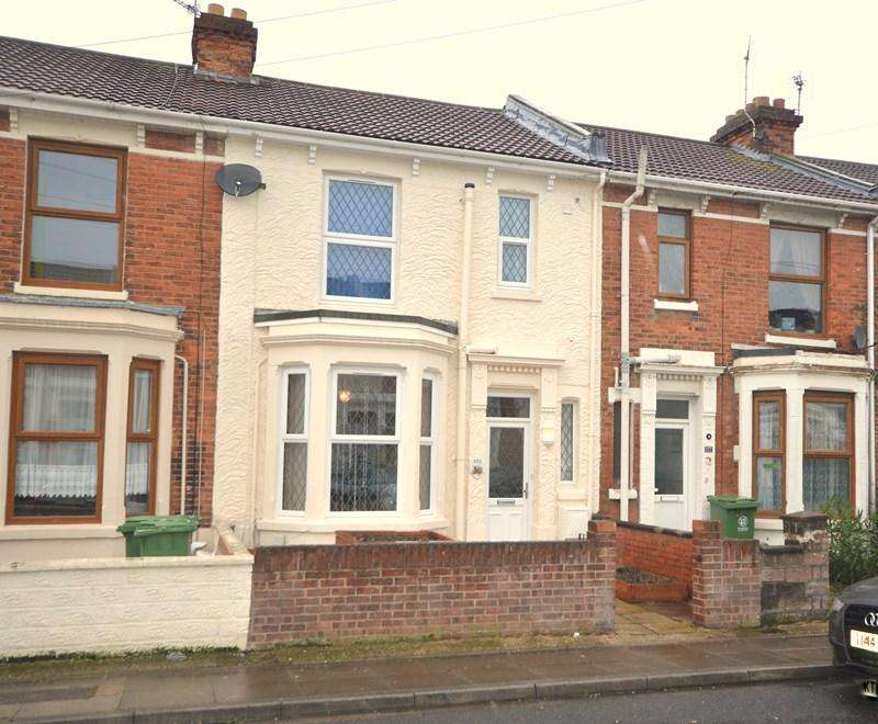 3 Bedrooms Terraced House for sale in Powerscourt Road, North End, Portsmouth