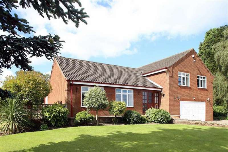3 Bedrooms Detached House for sale in Croft Road, Cosby, Leicestershire