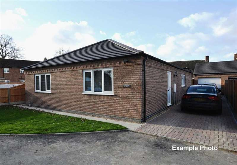 3 Bedrooms Bungalow for sale in Fothergill Wood, Off Nettleton Drive, Witham St Hughes, Lincoln, LN6