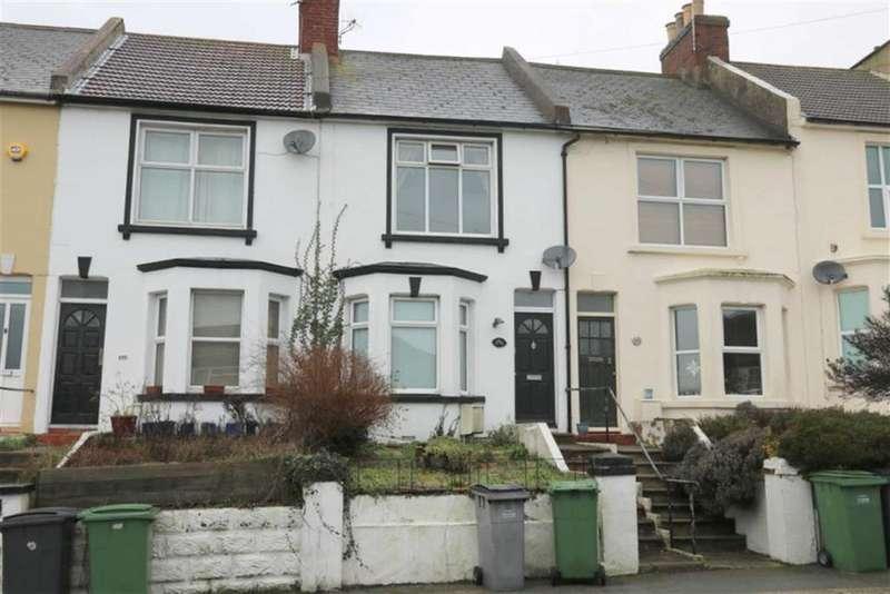 2 Bedrooms Terraced House for sale in Harold Road, Hastings