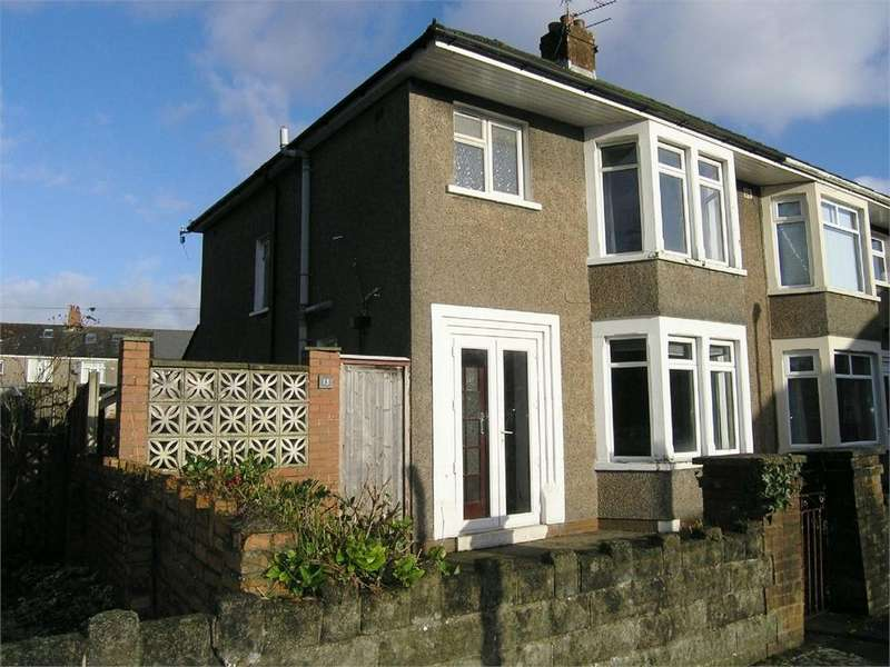 3 Bedrooms Semi Detached House for sale in Heath Park Lane, Heath, Cardiff
