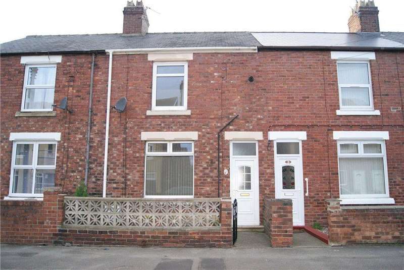 2 Bedrooms Terraced House for sale in Onslow Terrace, Langley Moor, DH7