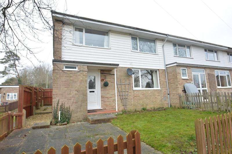 3 Bedrooms End Of Terrace House for sale in Armstrong Rise, Charlton, Andover