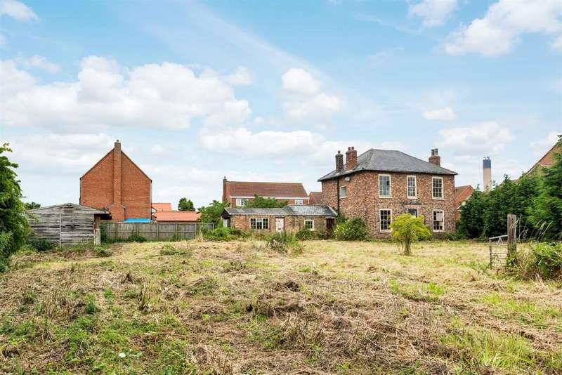 4 Bedrooms Detached House for sale in End Providence Place, Drax