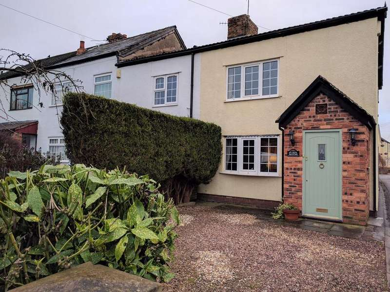 2 Bedrooms Cottage House for sale in Ollershaw Lane, Marston