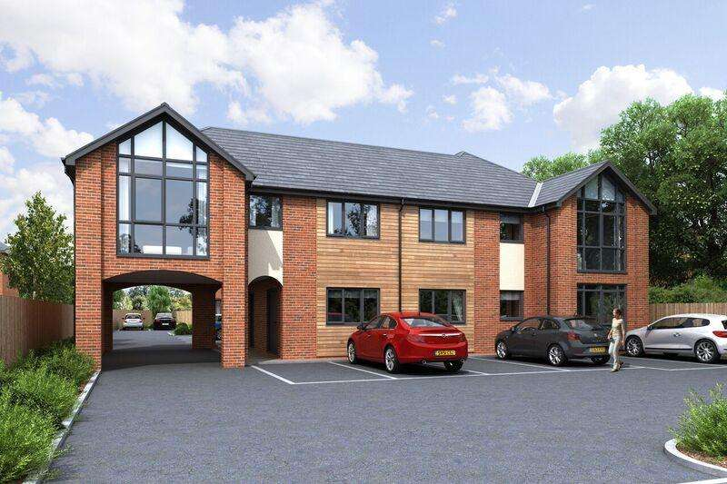 1 Bedroom Apartment Flat for sale in Plot 2, Five Oaks, Mobberley Road, Knutsford