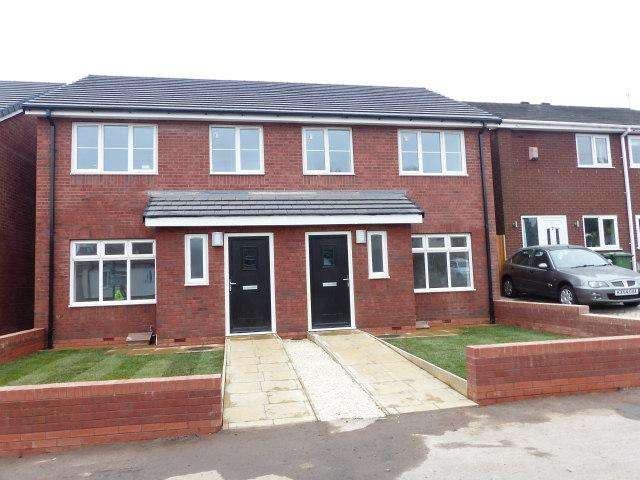 3 Bedrooms Semi Detached House for sale in Lichfield Road,Shelfield,Walsall