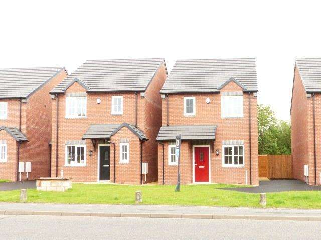 3 Bedrooms Detached House for sale in Jockey Fields,Shelfield,Walsall