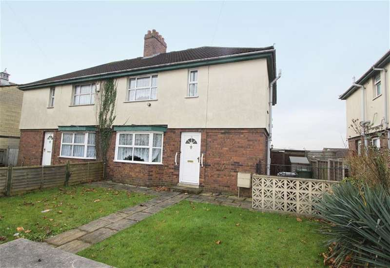 3 Bedrooms Semi Detached House for sale in Bryants Hill, St George, Bristol