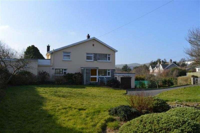 2 Bedrooms Detached House for sale in Brynhyfryd, Piercefield Lane, Penparcau, Aberystwyth, Ceredigion, SY23