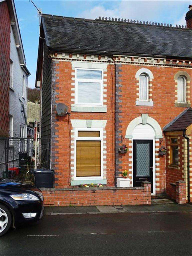 3 Bedrooms End Of Terrace House for sale in 9, Westgate Street, Llanidloes, Powys, SY18