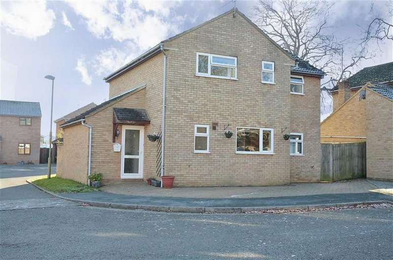 4 Bedrooms Detached House for sale in Hazeldene Gardens, Banbury