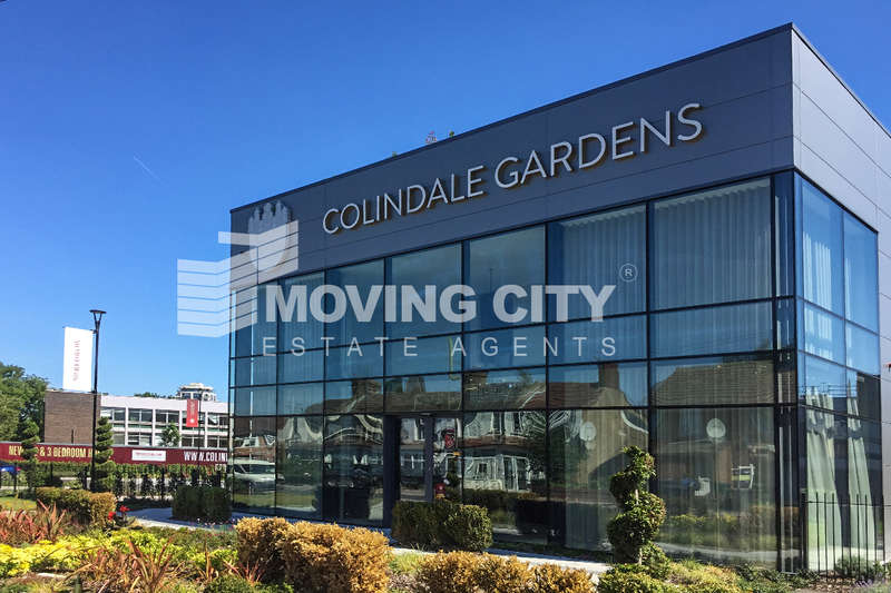 2 Bedrooms Flat for sale in Colindale Gardens, Reverence House, Colindale