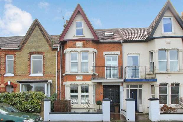 5 Bedrooms Terraced House for sale in Westgate Terrace, Whitstable