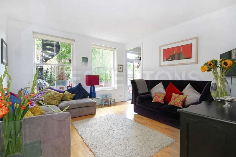 3 Bedrooms Flat for sale in Warrington Crescent, Little Venice, London