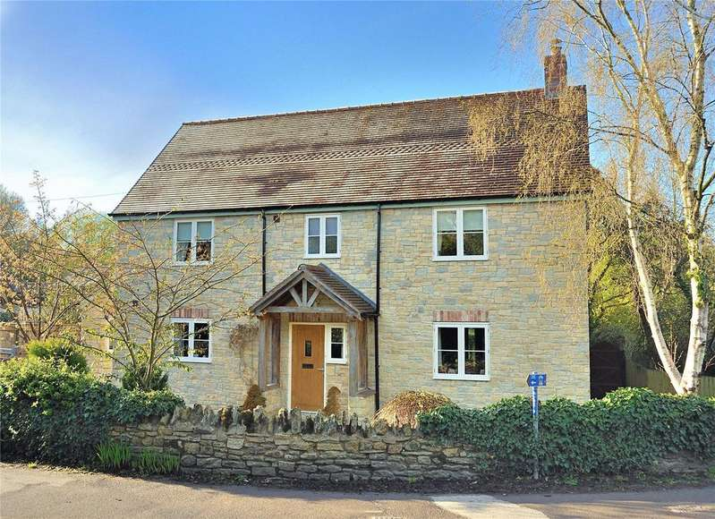 4 Bedrooms Detached House for sale in Church Hill, Kington Magna, Gillingham, Dorset