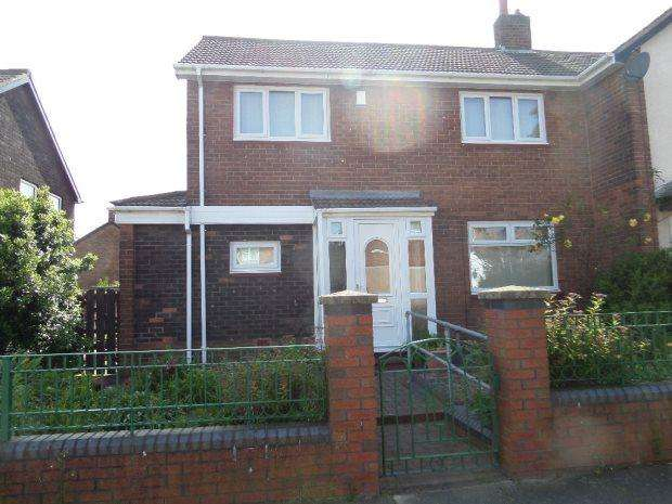 3 Bedrooms Semi Detached House for sale in BERGEN STREET, TOWN END FARM, SUNDERLAND NORTH