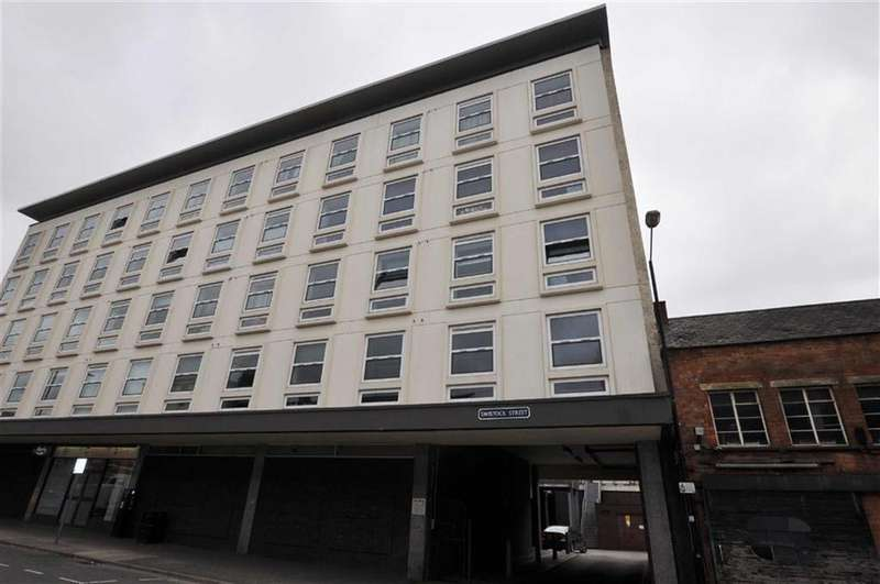 1 Bedroom Apartment Flat for sale in The Space, Tavistock Street, Leamington Spa