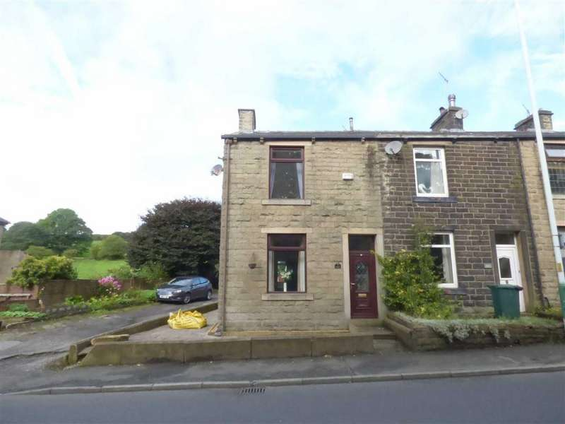 3 Bedrooms End Of Terrace House for sale in Burnley Road, Broadclough, Bacup, Lancashire, OL13