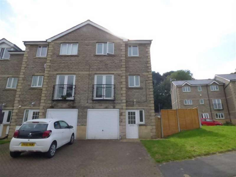 4 Bedrooms Town House for sale in Acre Park, Stacksteads, Bacup, Lancashire, OL13