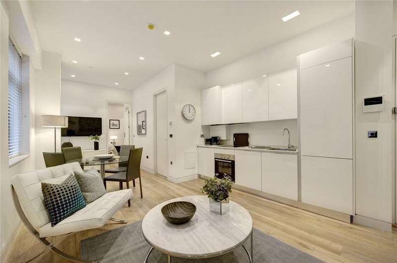 1 Bedroom Apartment Flat for sale in The York, Covent Garden, WC2N