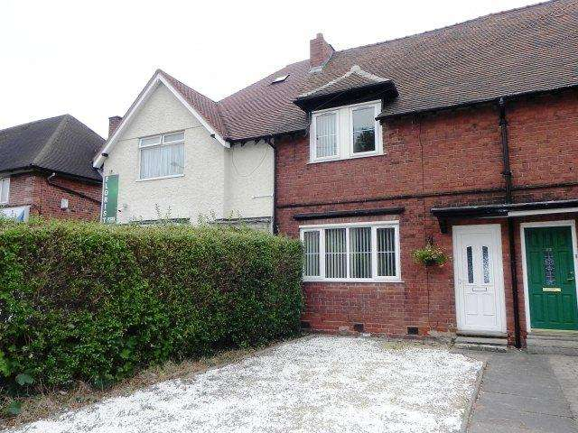 3 Bedrooms Terraced House for sale in Walmley Road,Walmley,Sutton Coldfield