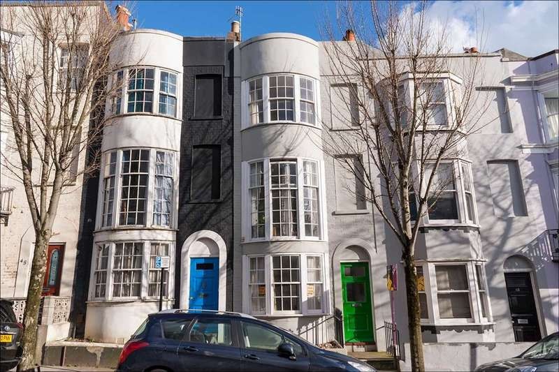4 Bedrooms House for sale in Egremont Place, Brighton
