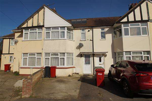 2 Bedrooms Terraced House for sale in Leiston Spur, Slough