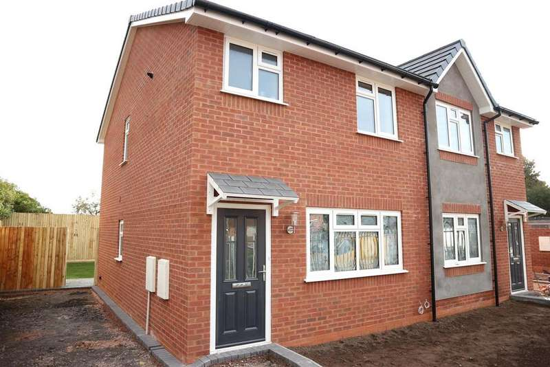 3 Bedrooms Semi Detached House for sale in Cochrane Road, Holly Hall, Dudley