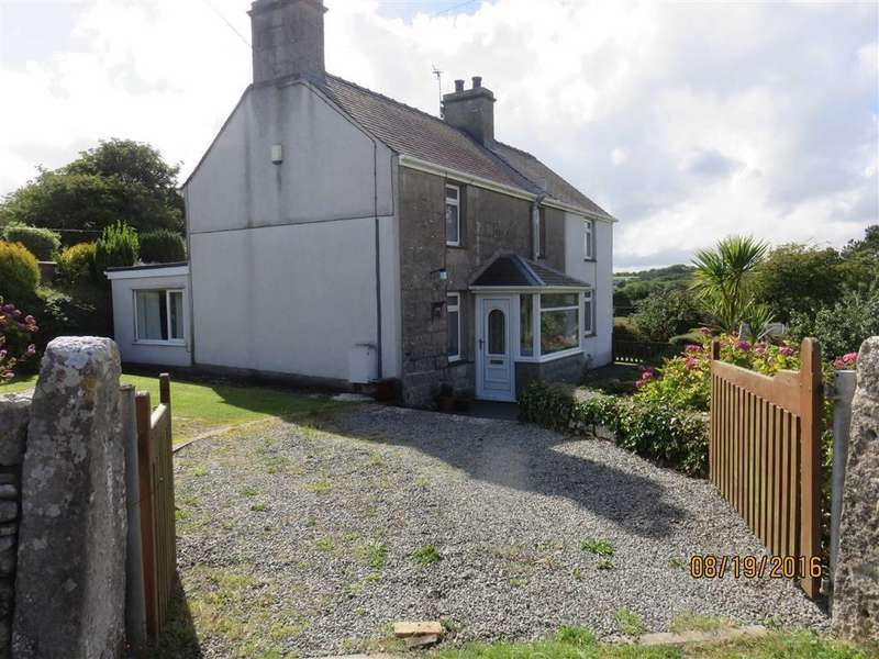 3 Bedrooms Detached House for sale in Marian-glas, Isle Of Anglesey